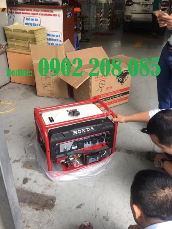 Cần mua máy phát điện xăng Honda 3kw chạy điều hòa 9000