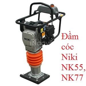 Máy đầm cóc đầm đất Niki NK55, NK77 giá rẻ