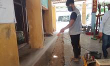 Dịch vụ phòng chống mối nền móng chung cư - nhà ở tại Ninh Thuận