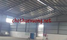 Cho thuê nhà xưởng KCN Khai Sơn Thuận Thành Bắc Ninh DT 815m2