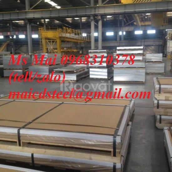 Chuyên sản xuất tấm inox sus440c, sus4202j, sus304, sus310s, sus316...