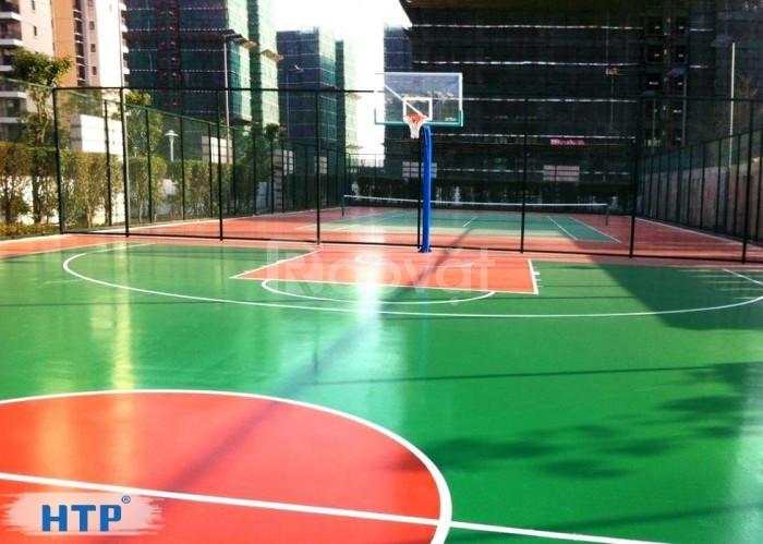 Thi công sơn sân tennis ở đâu uy tín tại Đồng Nai (ảnh 5)