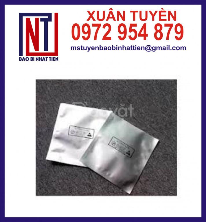 Sản xuất túi nhôm, túi bạc