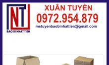 In thùng carton giá rẻ - cung cấp bao bì carton