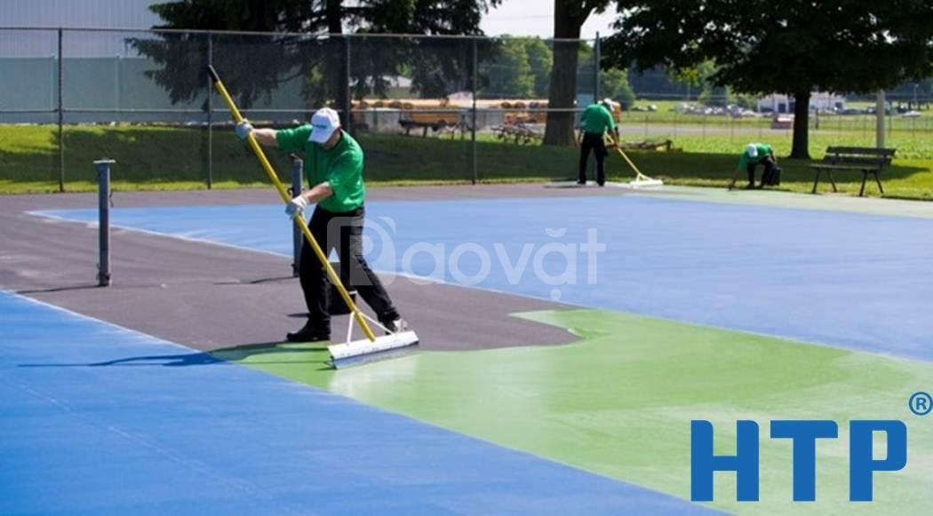 Thi công sơn sân tennis ở đâu uy tín tại Đồng Nai (ảnh 4)