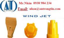 Đầu phun Wind Jet