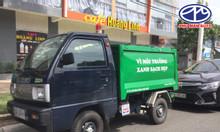 Xe tải chở rác mini - Suzuki chở rác - Xe tải chở rác 2 khối, 3.5 khối