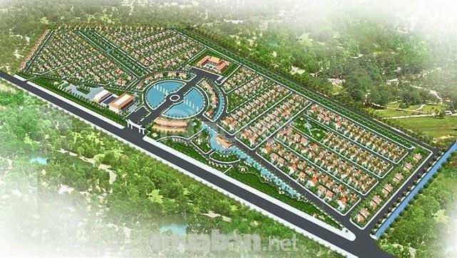 Mở bán đất nền dự án The Phoenix Garden đón đầu trục tây Thăng Long