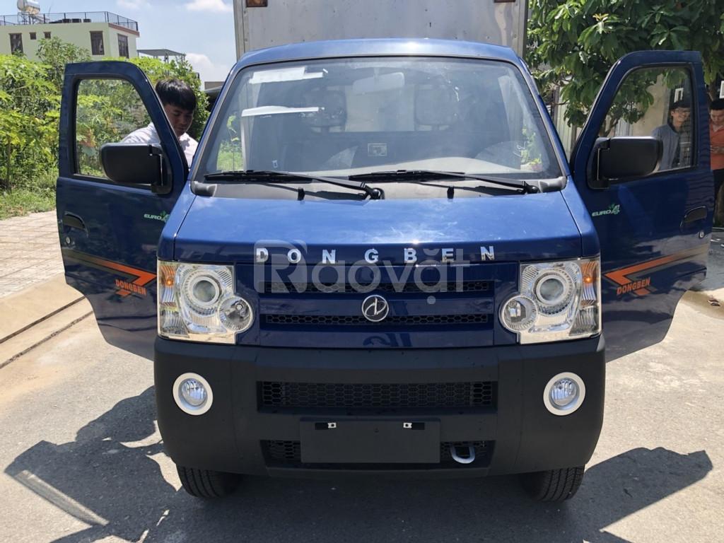 Xe tải giá tốt, nhãn hiệu Dongben 1.9 tấn,  xe tốt