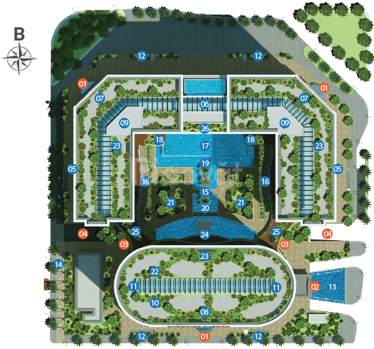 Bán suất ngoại giao dự án Sunshine Garden Vĩnh Tuy