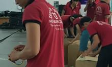 Dịch vu xe tải chuyển nhà chuyển văn phòng trọn gói toàn cầu