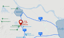 Cơ hội đầu tư với DT 79m2 khu đô thị Thiên Mã - Tx Sơn Tây, 850tr