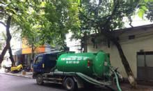 Dịch vụ hút bể phốt Bắc Ninh giá rẻ uy tín
