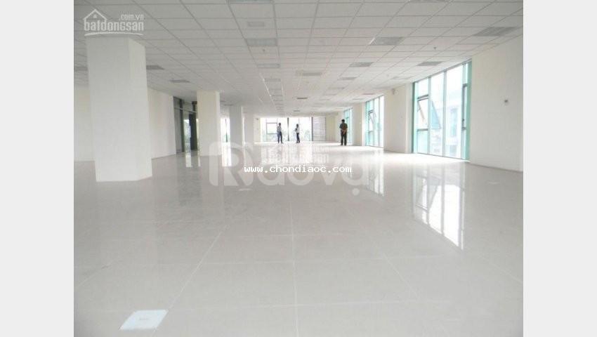 Cho thuê TTTM và văn phòng 18 Phạm Hùng