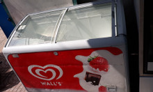 Tủ đông kem wall mới 88%, làm lạnh nhanh