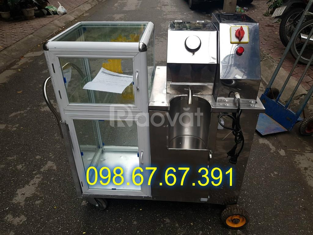 Máy ép nước mía sạch khỏe giá rẻ thị trường