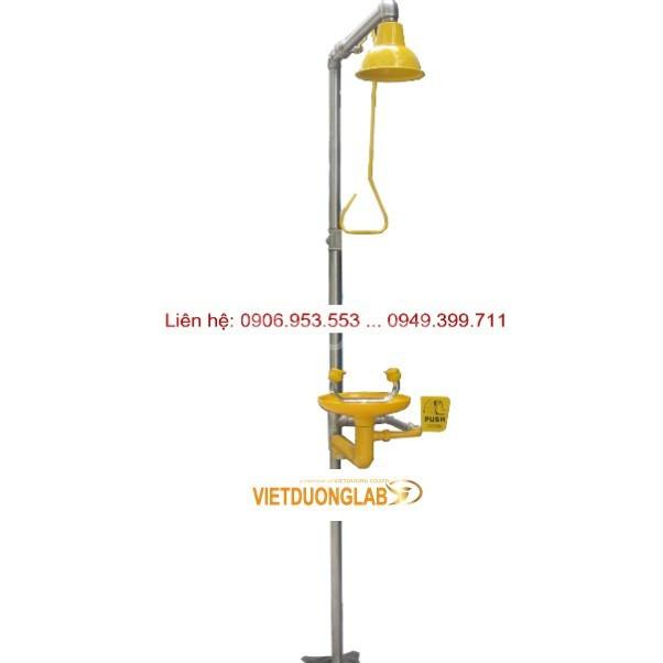 Vòi Sen Khẩn Cấp – Emergency Shower and Eye wash cho phòng thí nghiệm