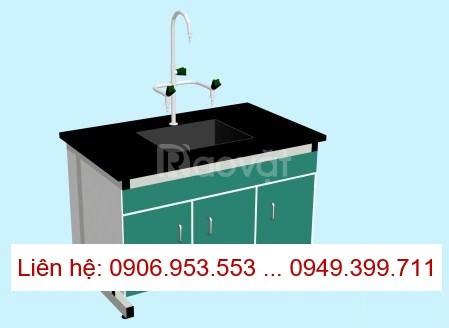 Bàn thí nghiệm có bồn rửa – Sink bench