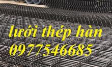 Lưới thép hàn đổ sàn D5