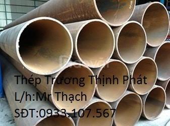 Thép ống đúc phi 325mm, ống sắt đen phi 325 dày 6,35ly, ống đúc đen