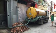 Công ty hút bể phốt tại huyện Đan Phượng Hà Nội giá rẻ