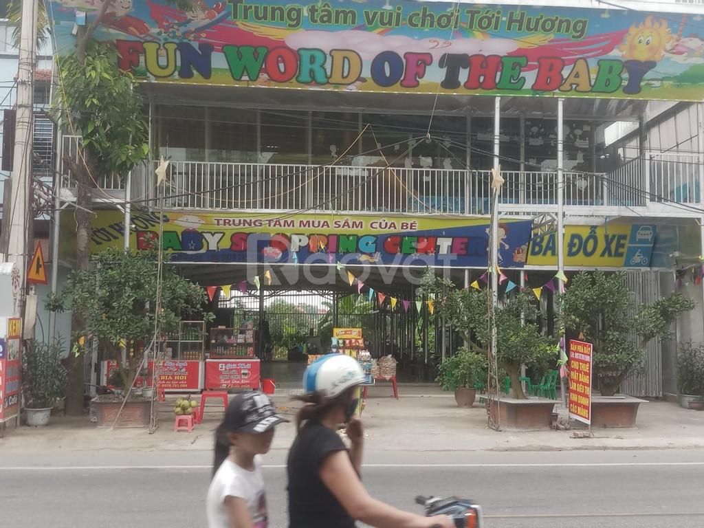 Bán nhà 4 tầng và đất khu vui chơi Tới Hương, H. Cẩm Giàng, Hải Dương