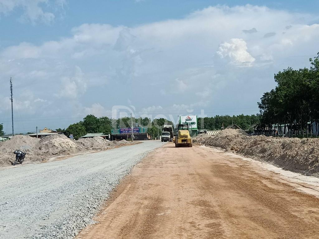 Đất nền TTHC huyện Bàu Bàng
