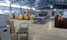 Cho thuê mặt bằng làm kho hàng khu công nghiệp Ngọc Hồi, DT 1300m
