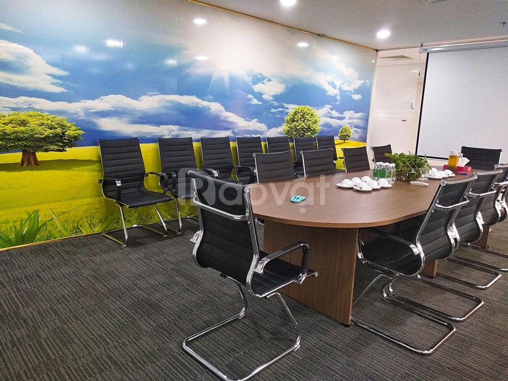 Cho thuê văn phòng làm việc 16m2 tại quận Bình Thạnh