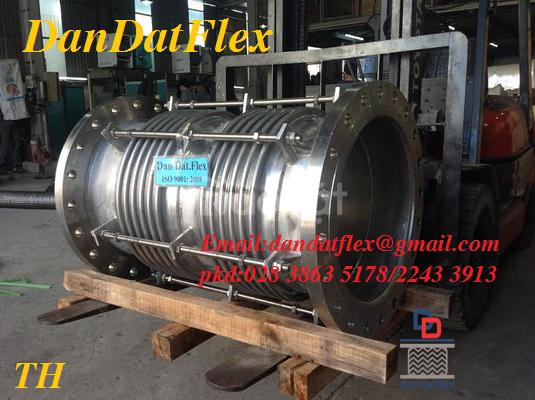 Ứng dụng ống nhún inox 304/ống mềm inox/mối nối mềm inox.