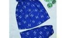 Chuyên sỉ đồ bộ lửng thun lạnh quai cánh tiên họa tiết (Mã 27255) (ảnh 7)