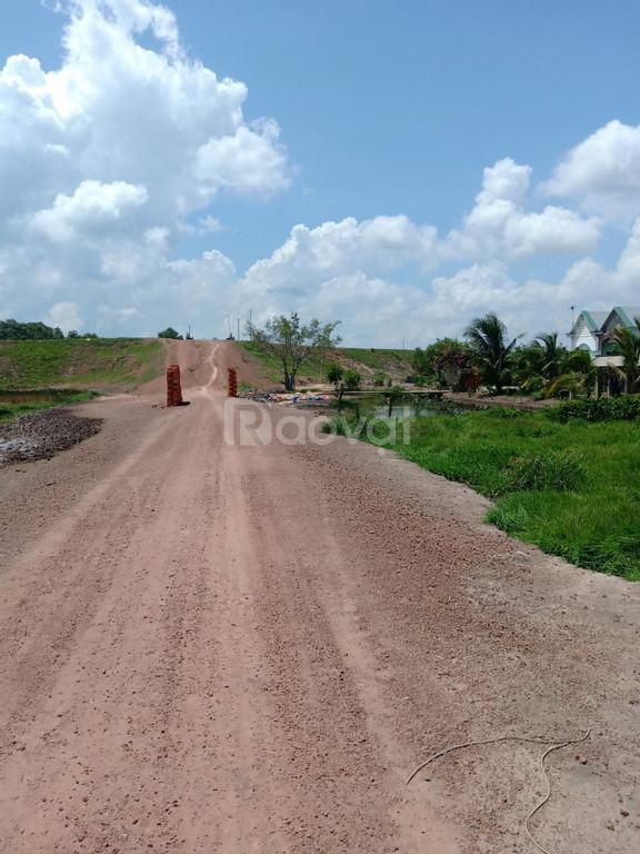 Bán 4000m đất vườn xã Thái Mỹ, Củ Chi đường 8m cách TT Củ Chi 10p