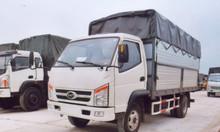 Bán xe tải 2,5 tấn giá hấp dẫn, xe tải 2T5 giá tốt miền tây