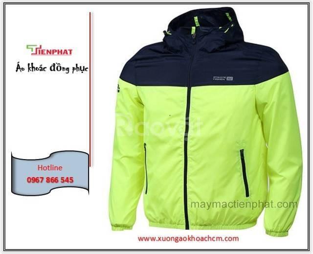 May áo khoác - xưởng may áo khoác đồng phục theo yêu cầu giá rẻ