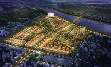Bán lô đất đường A3 khu đô thị VCN Phước Long, Nha Trang, 75m2, ĐB