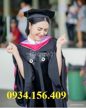 Xưởng may áo tốt nghiệp cử nhân đại học