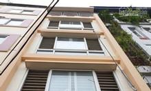 Bán nhà ngõ 6 Phan Văn Trường DT110m, 6 tầng thang máy
