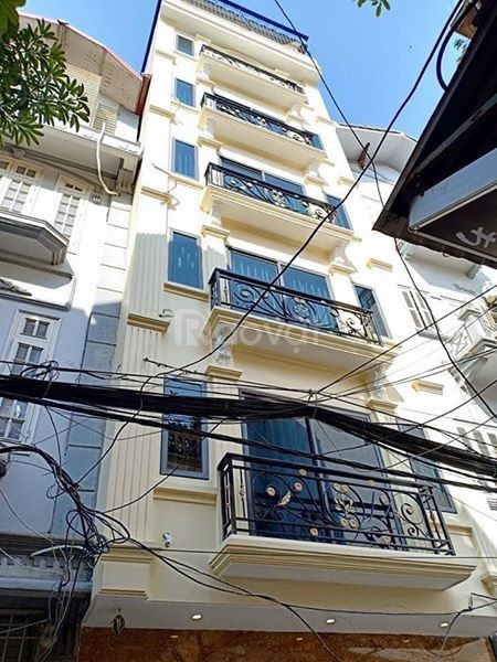 Bán nhà Đường Nguyễn Trãi diện tích 55m2 xây 6 tầng nhỉnh 6 tỷ