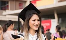 Xưởng may áo tốt nghiệp đại học Hồ Chí Minh