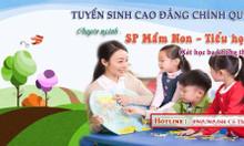 Chuyển đổi nhanh bằng cao đẳng sư phạm mầm non tiểu học tại Hà Nội