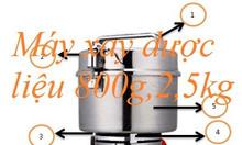 Thanh lý kho máy xay thuốc bắc loại 800g đến 2,5kg rẻ
