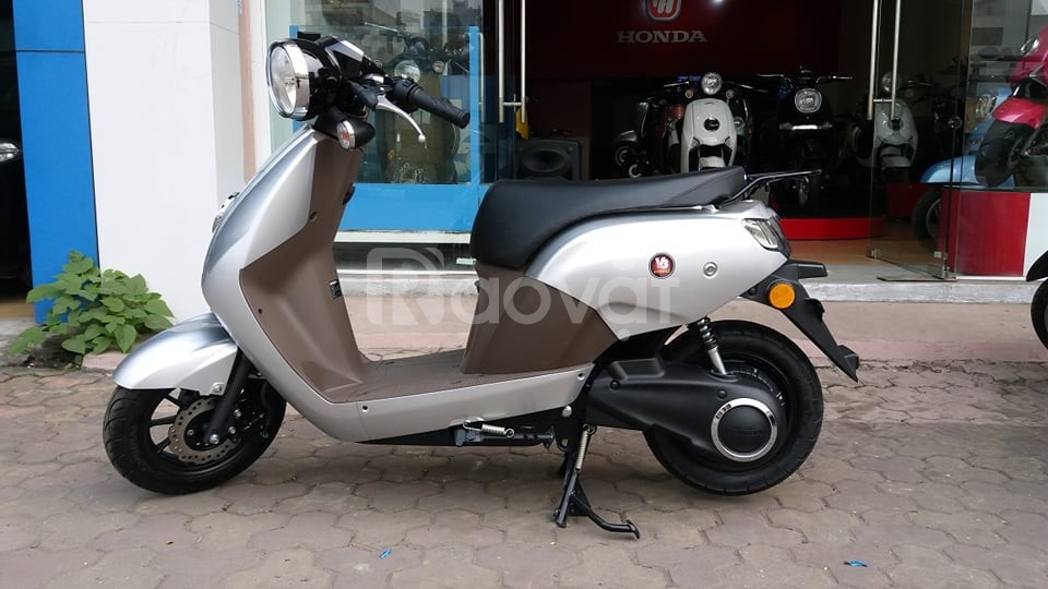 Xe máy điện Honda V3 mạnh mẽ vượt trội