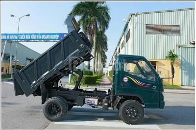 Xe tải ben 2T5 giá rẻ, xe 2,5 tấn giá tốt