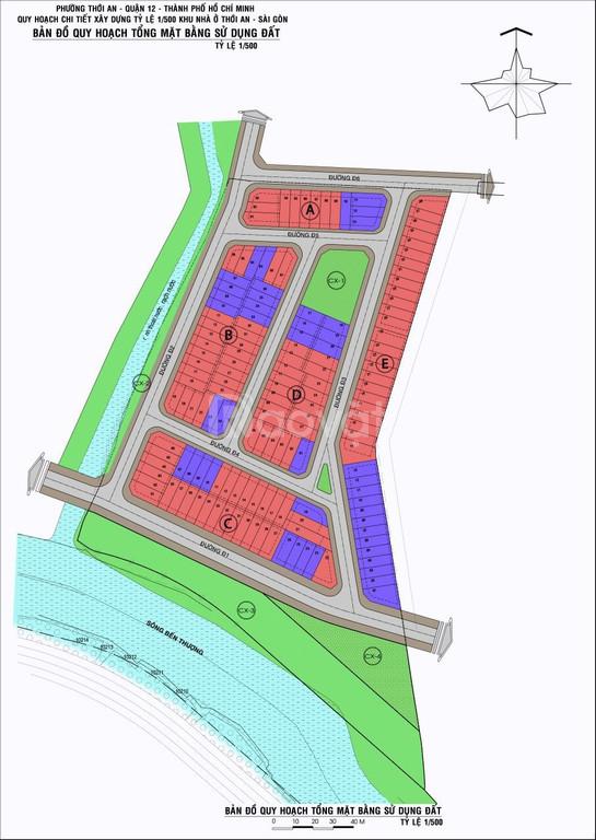 Pier IX Thới An/ Khu compound đẳng cấp quận 12