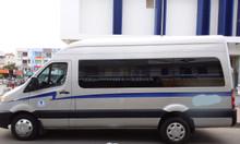 Xe du lịch 16 chỗ JAC M628, giá tốt
