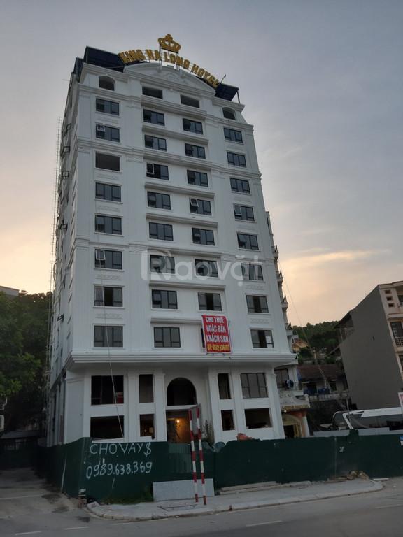 Bán khách sạn 3 sao nổi bật nhất đường Hậu Cần Bãy Cháy, 73 phòng
