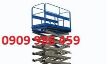 Bán thang nâng người thang nâng lồng xilanh thang nâng hợp kim