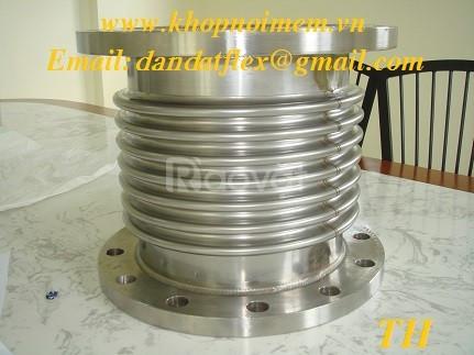 Hàng bảo hành:khớp nối mềm giảm chấn inox-dây cấp nước mềm inox (ảnh 6)
