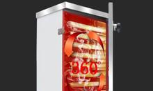 Tủ nấu cơm 12 khay gas hoặc điện hàng công ty 6019
