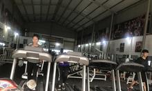 Thanh lý gấp máy móc thiết bị phòng Gym